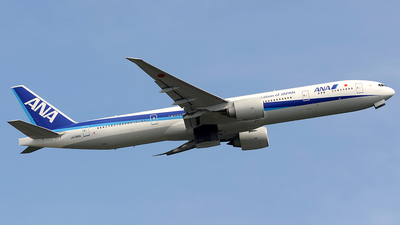 JA790A - Boeing 777-381ER - All Nippon Airways (ANA)