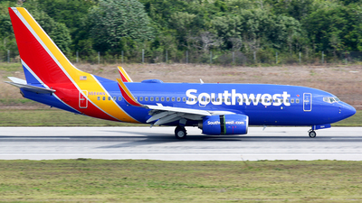 N564WN - Boeing 737-73V - Southwest Airlines