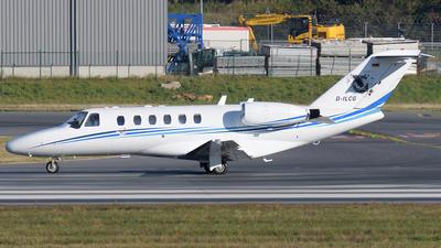 A picture of DILCG - Cessna 525A CitationJet CJ2 - [525A0230] - © Tom Mousel