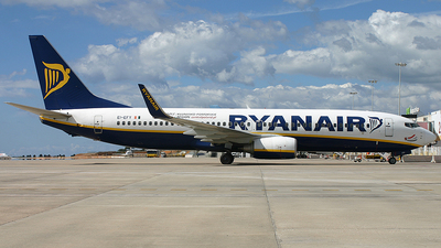 EI-EFY - Boeing 737-8AS - Ryanair