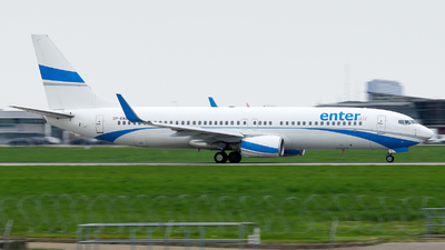 SP-ENV - Boeing 737-8BK - Enter Air