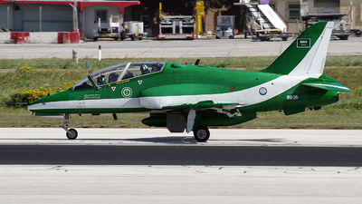 8806 - British Aerospace Hawk Mk.65A - Saudi Arabia - Air Force