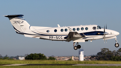 PP-SCC - Beechcraft B300 King Air 350i - Private