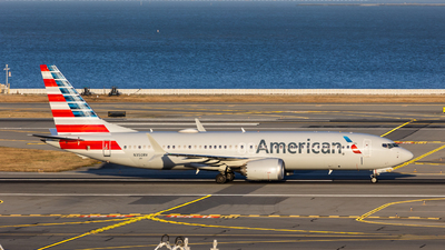 N350RV - Boeing 737-8 MAX - American Airlines