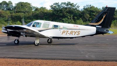 PT-RYS - Embraer EMB-810D Seneca III - Rio Acre Aerotaxi