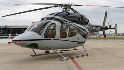 TC-HSM - Bell 429 - Private