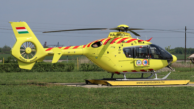 HA-HBO - Eurocopter EC 135P2+ - OMSZ Légimentõ (Air Ambulance Hungary)