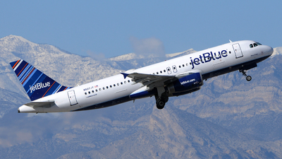 N507JT - Airbus A320-232 - jetBlue Airways
