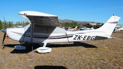 ZK-EBG - Cessna 182S Skylane - Private