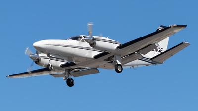 C-GAGE - Cessna 441 Conquest - Private