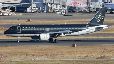 JA05MC - Airbus A320-214 - Starflyer