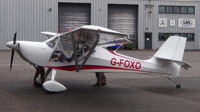 G-FOXO - Aeropro Eurofox 912-2 - Private