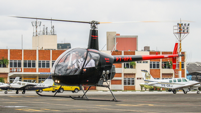 PT-HPK - Robinson R22 Beta - Private