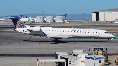 N785SK - Bombardier CRJ-702 - United Express (SkyWest Airlines)