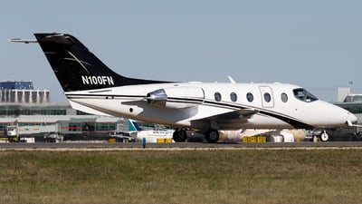 N100FN - Raytheon Hawker 400XP - Private
