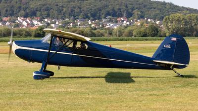 N175BA - Cessna 170 - Private