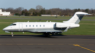 N57HA - Bombardier BD-100-1A10 Challenger 300 - Private