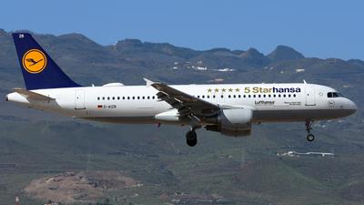 D-AIZB - Airbus A320-214 - Lufthansa