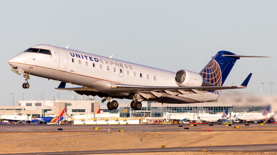 N435SW - Bombardier CRJ-200LR - United Express (SkyWest Airlines)