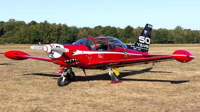 ST-22 - SIAI-Marchetti SF260M - Belgium - Air Force