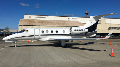 N862LG - Embraer 505 Phenom 300 - Private