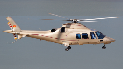 4O-MAE - Agusta A109S Grand - Private