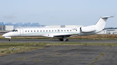 A picture of FHRAP - Embraer ERJ145LR - Amelia International - © DN280