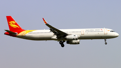 B-8552 - Airbus A321-231 - Capital Airlines