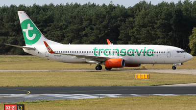 A picture of PHGUY - Boeing 7378EH - [39612] - © Jeroen Stroes