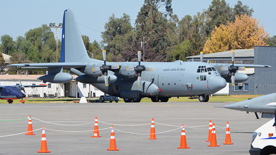 995 - Lockheed C-130H Hercules - Chile - Air Force
