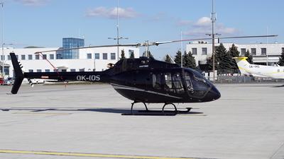 OK-IDS - Bell 505 Jet Ranger X - Private