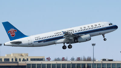 B-6279 - Airbus A320-232 - China Southern Airlines
