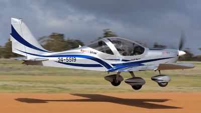 24-5519 - Evektor-Aerotechnik SportStar SL - Private