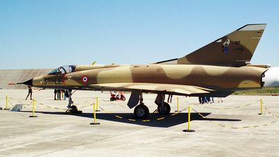 86 - Dassault Mirage 3C - France - Air Force