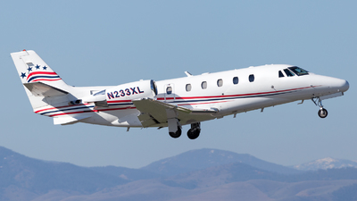 A picture of N233XL - Cessna 560XL Citation Excel - Delta Private Jets - © HA-KLS