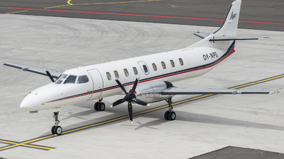 OY-NPG - Fairchild SA227-DC Metro 23 - North Flying