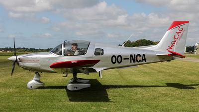 OO-NCA - Sonaca 200 - New CAG Air Academy