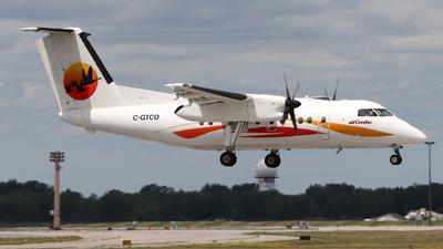 A picture of CGTCO - De Havilland Canada Dash 8100 - Air Creebec - © Guy Langlois