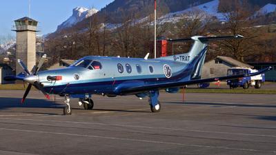 G-TRAT - Pilatus PC-12/47 - Private