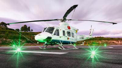 D-HAFL - Bell 412EP - HeliBravo