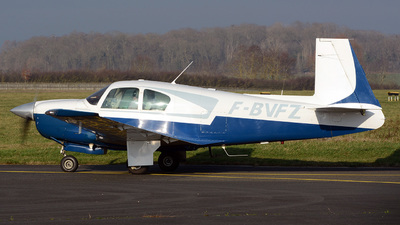 A picture of FBVFZ - Mooney M20E - [341] - © bruno muthelet