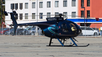 N531PJ - MD Helicopters 369FF - PJ Helicopters