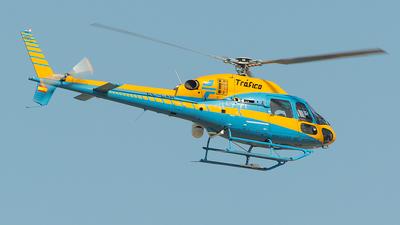 EC-LAR - Aérospatiale AS 355N Ecureuil 2 - Spain - Dirección General de Tráfico (DGT)