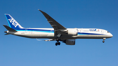 JA879A - Boeing 787-9 Dreamliner - All Nippon Airways (Air Japan)