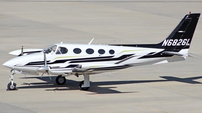 N6826L - Cessna 340A - Private