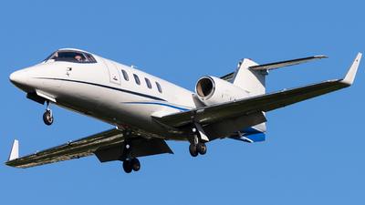 N855PT - Bombardier Learjet 55C - Private