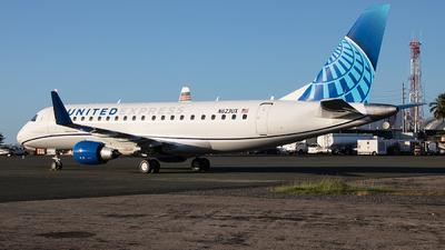 N623UX - Embraer 170-200LL - United Express (ExpressJet Airlines)