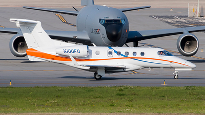 N100FG - Embraer 505 Phenom 300 - Private