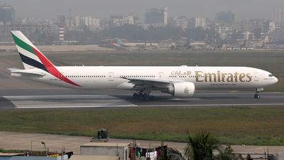 A picture of A6ENZ - Boeing 77731H(ER) - Emirates - © Raihan Ahmed