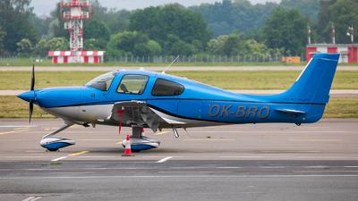 OK-BRO - Cirrus SR22T-GTS Platinum - T-air